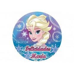 Oblea de Frozen Nº 836...