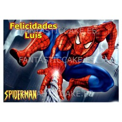 Oblea Spiderman Nº 852...