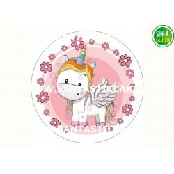 Oblea Unicornio Nº 876