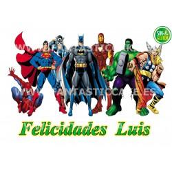 Oblea Los Vengadores Nº 891...
