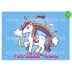 Oblea Unicornio Nº 902...
