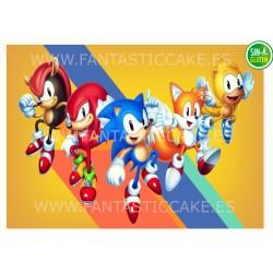 Oblea Sonic rectangular...