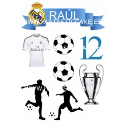Toppers Real Madrid...