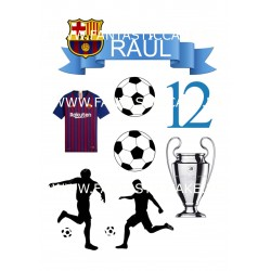 Toppers F.C. Barcelona...