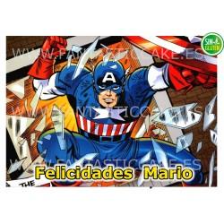 Oblea Capitán América Nº...