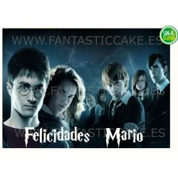Harry Potter - Oblea para...
