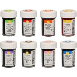 Set colorantes Wilton (8)