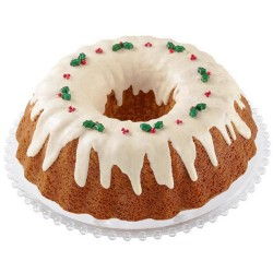 MOLDE BUNDT 25 cm MARCA Wilton - FANTASTIC CAKE