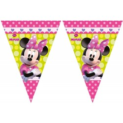 Banderín de Minnie Mouse - Fantastic Cake
