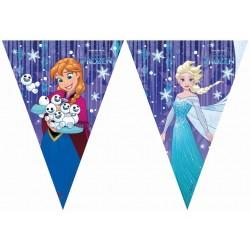 Banderín de Frozen - Fantastic Cake
