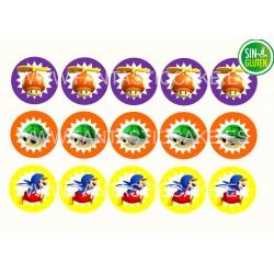 Obleas Mario Bros Galletas Nº 941