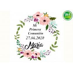 Oblea Comunión Nº 946 personalizable