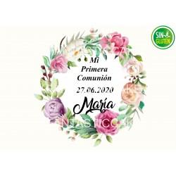 Oblea Comunión Nº 948 personalizable