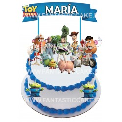 Toppers Toy Story Personalizado