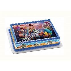 Papel de azúcar Toy Story para tartas