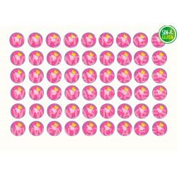 Oblea para Minioreos Peppa Pig Nº 981