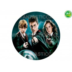 Oblea Harry Potter Nº 834