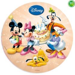 Oblea de Mickey para tarta Nº 5