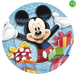 Oblea para tarta de Mickey Nº 13