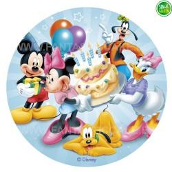 Oblea para tarta de Mickey Nº 14
