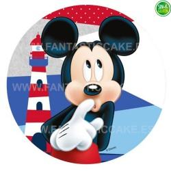 Oblea para tarta de Mickey Nº 22