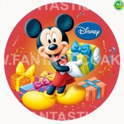 Mickey Mouse - Oblea para tartas de Mickey Nº 32