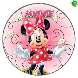 Impresión Comestible para tarta Minnie Nº 15