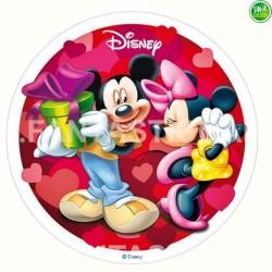 Oblea de Mickey Mouse Nº 1