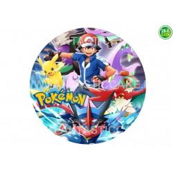 Oblea Pokémon para tarta Nº 239