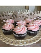 Toppers para Decorar Cupcakes